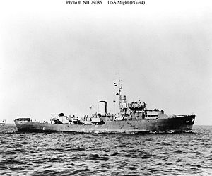 USS Might