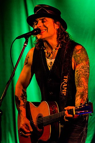 Mike Tramp - Image: Mike Tramp Idaho Falls ID 2013