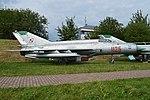Mikoyan-Gurevich MiG-21R '1125' (19366192611).jpg