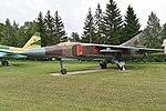 Mikoyan-Gurevich MiG-23MLD '03 red' (36888837753).jpg