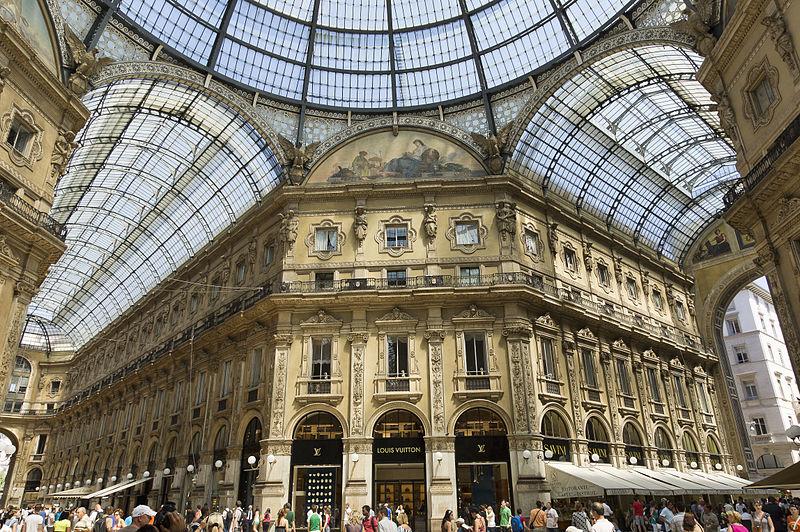 File:Milan - Galerie Vittorio Emanuele II.jpg