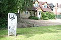 Milestone on the Harston Road - geograph.org.uk - 840248.jpg