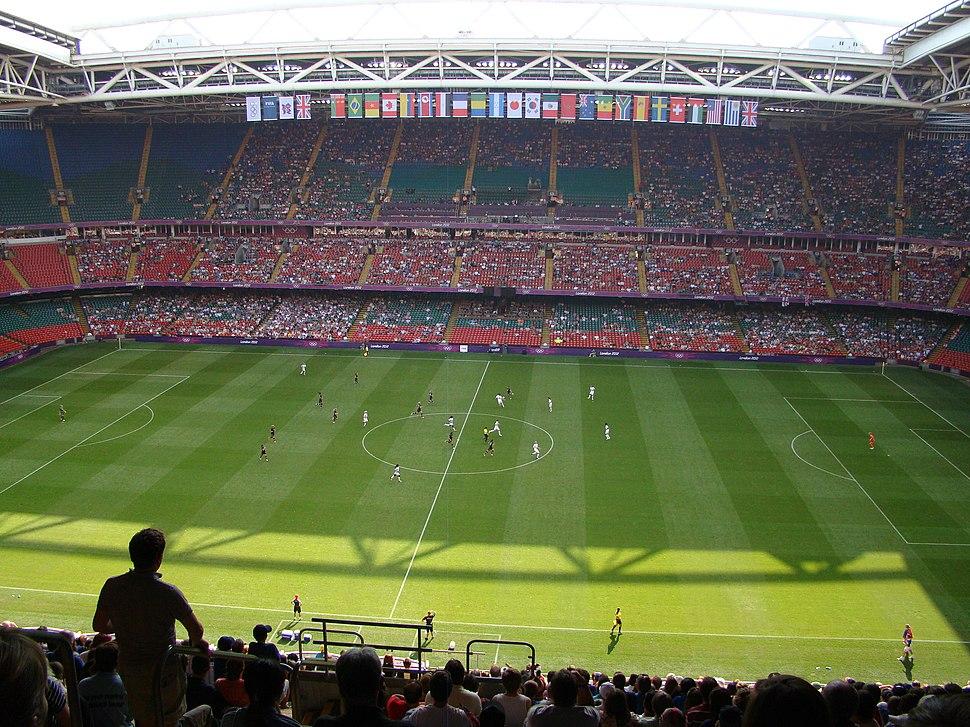 Millennium Stadium GBR-NZL