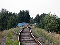 Minsk - Sialickaha street - 56 and railroad.jpg