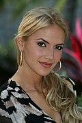 Miss Venezuela 2007 Claudia Suarez.jpg