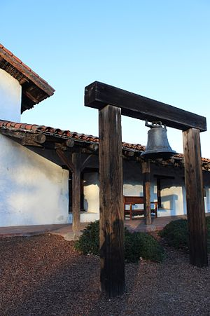 Mission San Francisco Solano (California) - The Mission today