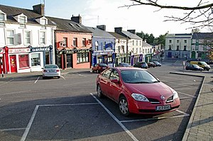 Mitchelstown - Streetscape in 2009.