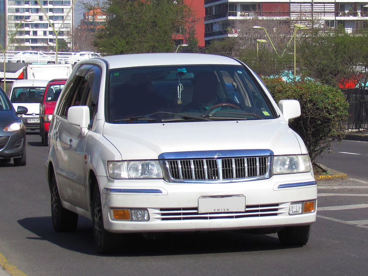 File Mitsubishi Chariot Grandis Super Exceed 3 0 Gdi 1999