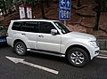 Mitsubishi Pajero CN Spec V6 3.0L(After Second Facelift)03.jpg