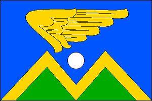 Mošnov - Image: Mošnov flag
