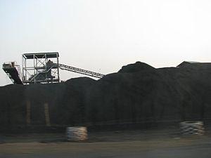 Tete Province -  Moatize Coal Mine, Tete Province, Mozambique