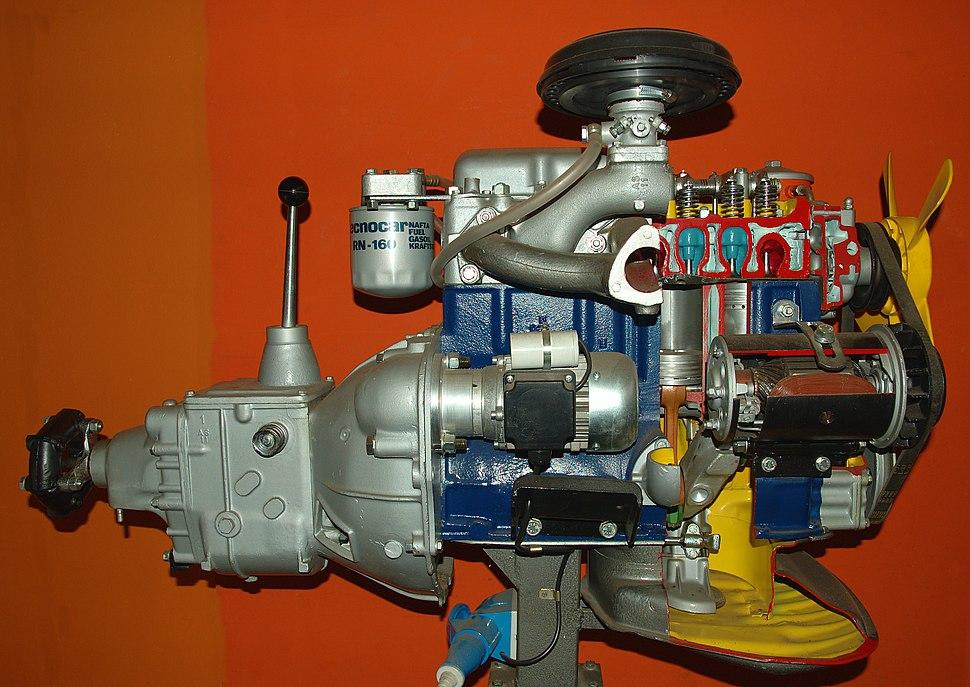 Model Engine B Luc Viatour