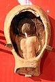 Modelli di feti a uso di didattica ostetricia, terracotta, 1750-1800 circa (università di siena) 02.jpg