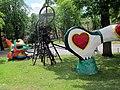 Moderna museet Sculpturepark, Skeppsholmen Island, Stockholm, Sweden - Murat Özsoy 01.jpg