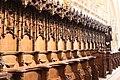 Monastère Royal de Brou - Choirs stalls 1.jpg