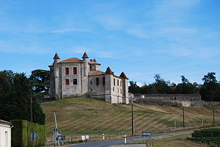 Puisseguin Commune in Nouvelle-Aquitaine, France