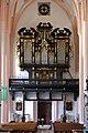 Mondsee - ehem. Stiftskirche, Orgel.JPG