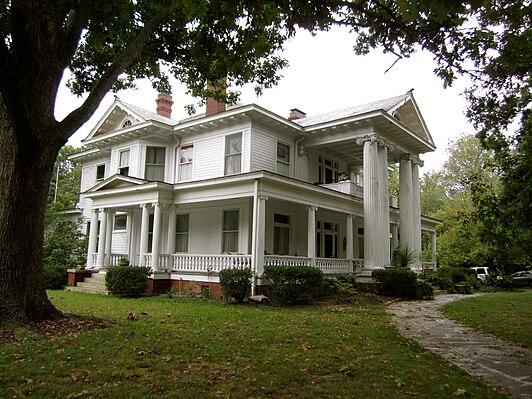 Monroe Residential Historic District (Monroe, North Carolina)