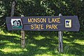 Monson Lake State Park Sign - Minnesota DNR (35330329292).jpg