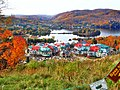 Mont-Tremblant-Village taken on a hill - panoramio.jpg