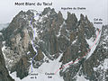 Mont Blanc du Tacul - South face - Routes.jpg
