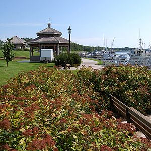 Montague, Prince Edward Island - Montague Waterfront