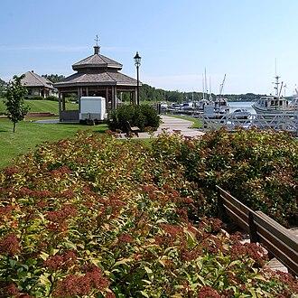 Montague, Prince Edward Island - Montague Waterfront