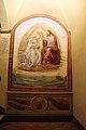 Monte oliveto maggiore, scale, sodoma, incoronazione della vergine 01.JPG