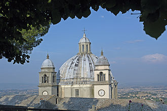 Montefiascone - Cathedral of Montefiascone