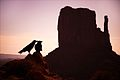 Monument Valley at sunrise-3.jpg