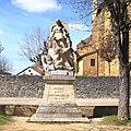 Monument aux morts de Galan (Hautes-Pyrénées) 1.jpg