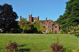 Oliver Hill (architect) - Moor Close, Berkshire