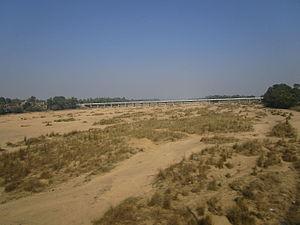 Sherghati - Morhar River at Paraiya, Bihar