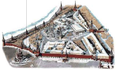 Moscow Kremlin map - Statue of Minin and Pozharsky.png