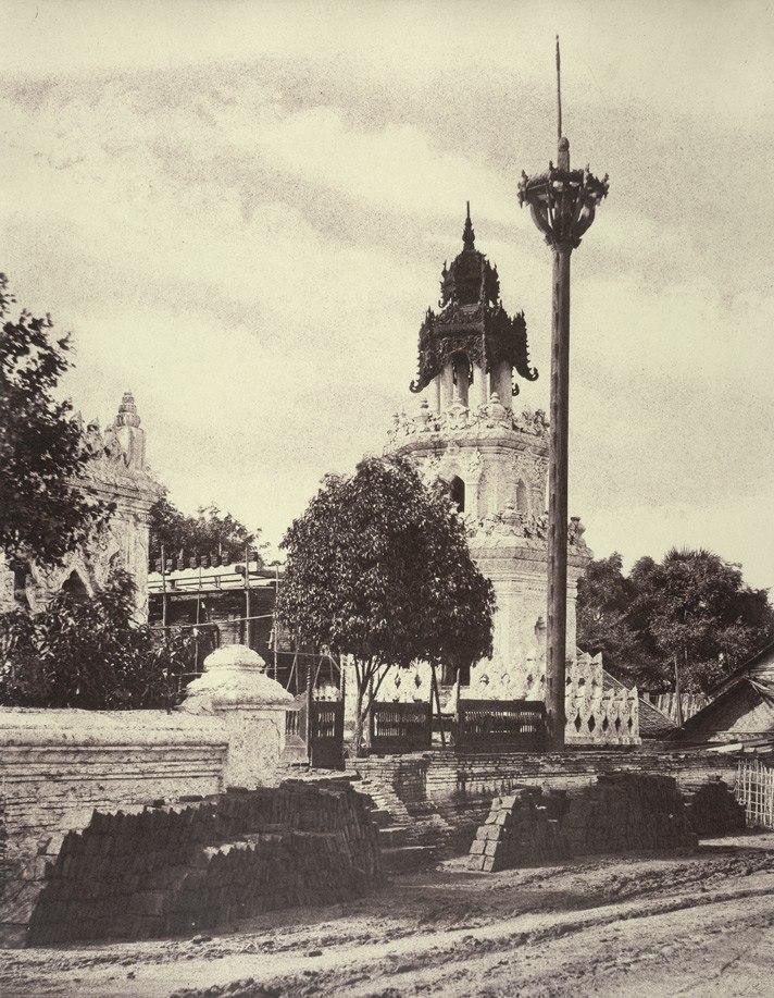 Mosque, Amarapura