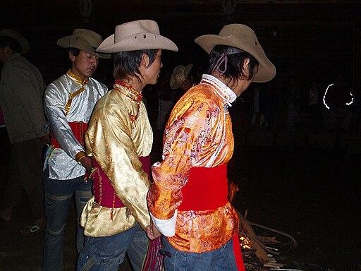 Mosuo boys