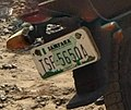 Motorcycle License plate of Nigeria.jpg