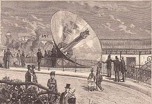 Augustin Mouchot - Solar Generator 1878