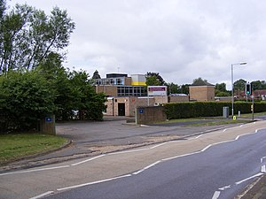 Forest Hall School - Mountfitchet Maths and Computing College, 2009