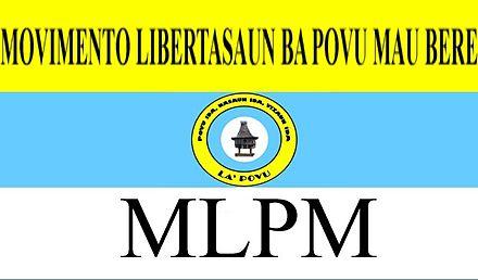 Partidu Movimento Libertasaun Povu Maubere