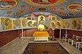 Mozaika z soboru Aleksandra Newskiego w katedrze Magdaleny w Warszawie.JPG