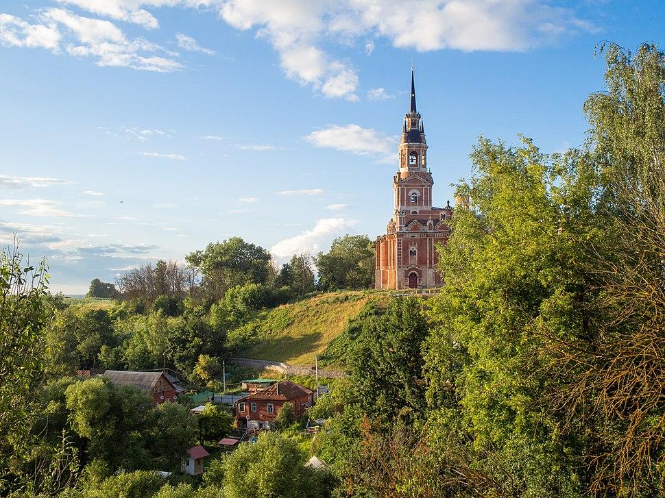 Mozhaysk-saint-nicholas-church-july-2016