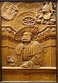 Mr. Schad von Mittelbiberach, by monogrammist MS, 1521, boxwood - Bode-Museum - DSC03364.JPG