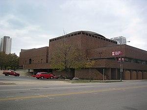 Milwaukee School of Engineering - Fred Loock Engineering Center