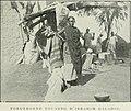 Mujer de la casta de artesanos forjadores de los tuareg, de Ibrahim Galadio. Zona ribereña del Níger 1896.jpg