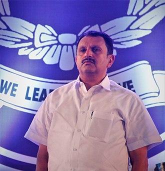 K. Muraleedharan - Image: Muraleedharan