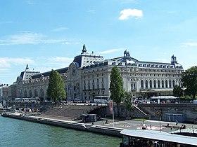 Vue du Musée d'Orsay