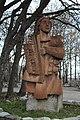 Muse statue in Tsaghkadzor (1).jpg