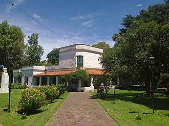 Chascomús - Image: Museo en Chascomús