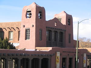 Institute of American Indian Arts - Museum of Contemporary Native Arts, Santa Fe, 2004